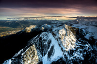 Mountain Aerial Views